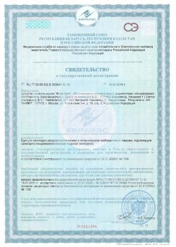 Свидетельство о государственной регистрации Флай байт Профресурс